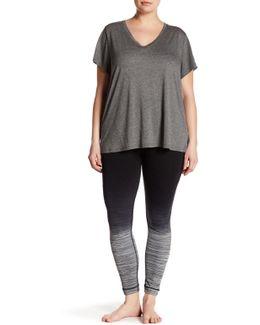 Faded Legging (plus Size)