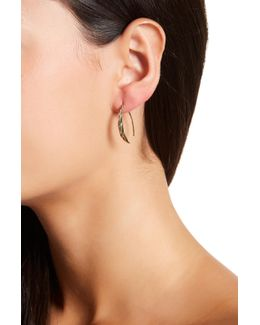 Twisted Ear Threader Earrings