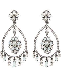 Orbital Chandelier Earrings