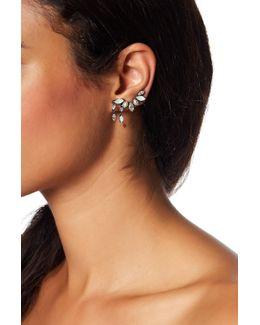 Mismatch Crawler Earrings