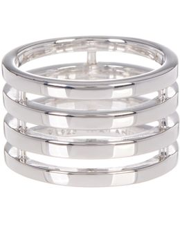 Muli Row Ring - Size 7
