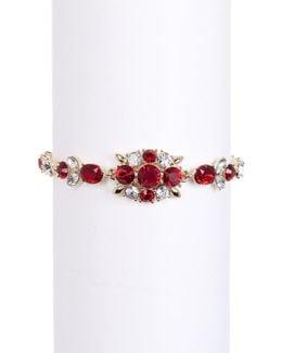 Crystal Accented Bracelet