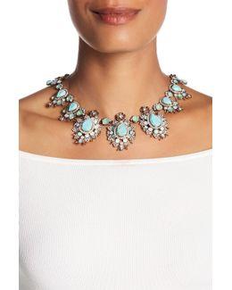 Drama Collar Necklace