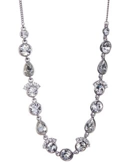 Crystal Accented Necklace