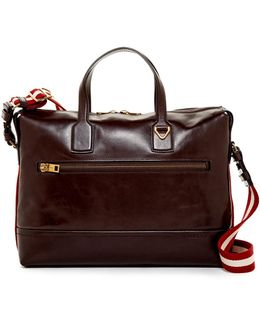 Tammi Leather Briefcase