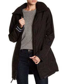 Laurel Long Waterproof Jacket