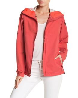 Hooded Outdoor Waterproof Jacket