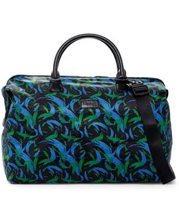 Lade Plume Nylon Weekend Bag