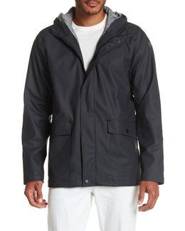 Lerwick Hooded Waterproof Jacket