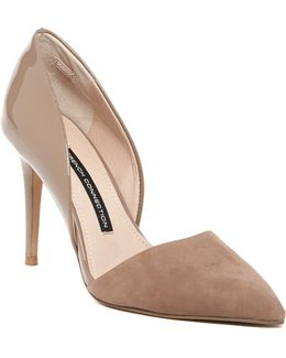 Elvia D'orsay Pump