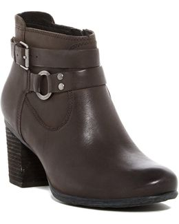 Britney 50 Ankle Strap Bootie