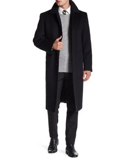 Shelby Longline Overcoat