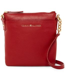 Eloise Leather Crossbody