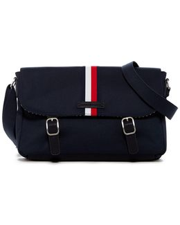 Hudson Nylon Messenger