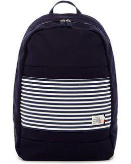 Emmett Dome Stripe Backpack