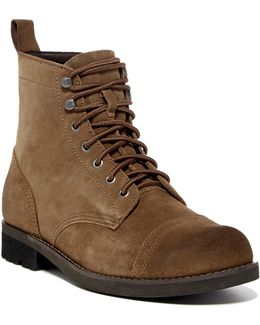 Jayce Cap Toe Boot