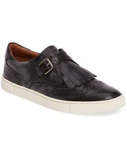 'gemma' Kiltie Slip On-sneaker (women)