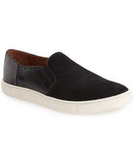Gemma Block Slip-on Sneaker