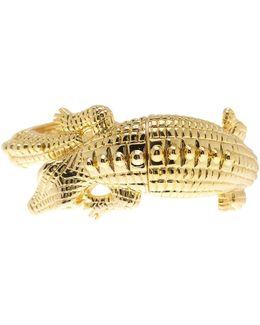 Crocodile Stretch Bracelet