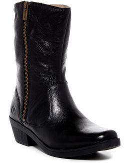 Gretchen Waterproof Zip Mid Boot