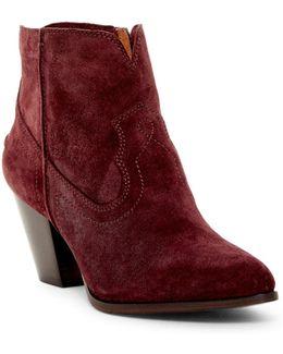 Renee Seam Short Boot