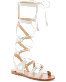 Ruth Gladiator Tall Sandal