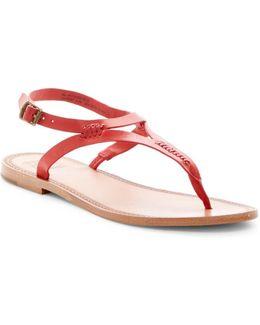 Ruth Whipstitch Sandals