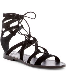 Ruth Gladiator Short Sandal