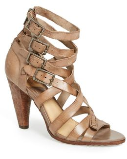 Mika Leather Sandal