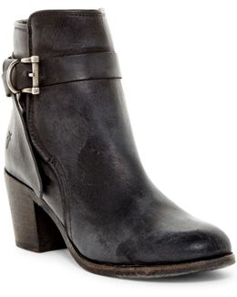 Malorie-knotted Short Boot