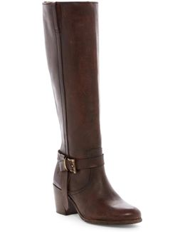 Malorie Knotted Tall Boot