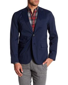 The Commuter Weekender Fit Blazer