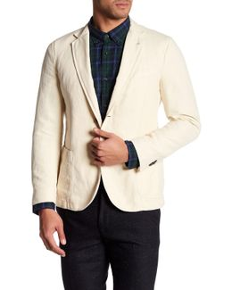 Long Sleeve Weekender Fit Blazer