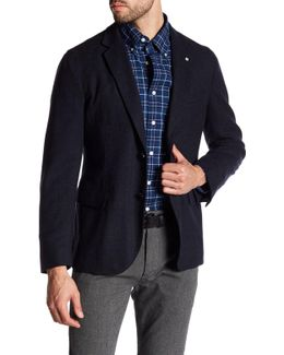 The Comfort Two Button Notch Lapel Jacket