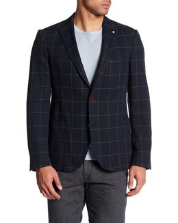 The Windowpane Blazer