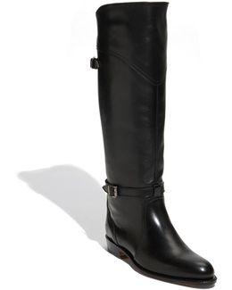 'dorado' Leather Riding Boot