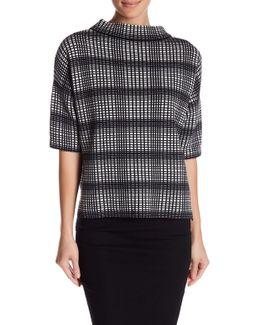Gina Geometric Sweater