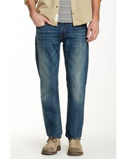 "221 Original Straight Leg Jean - 30-34"" Inseam"