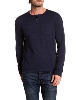 Melrose Henley Sweater