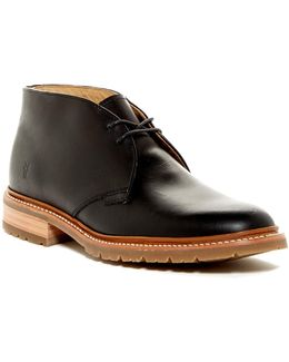 James Lug Chukka Boot