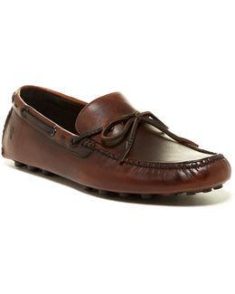 Russel Tie Moccasin Loafer