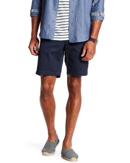 Woven Stretch Fit Short