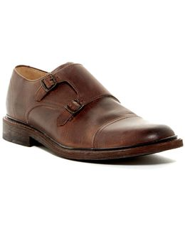 James Double Monk Strap Oxford