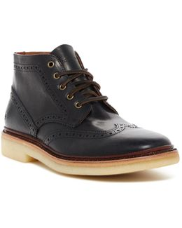 Luke Wingtip Chukka Boot