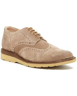 Jim Wingtip Wedge Oxford