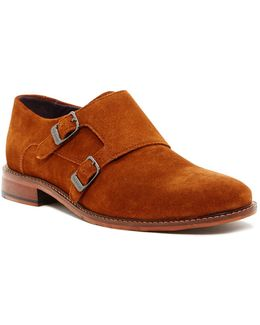 Kartor Double Monk Strap Loafer