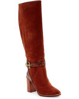 Niida Knee-high Boot