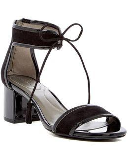 Semise Ankle Tie Sandal