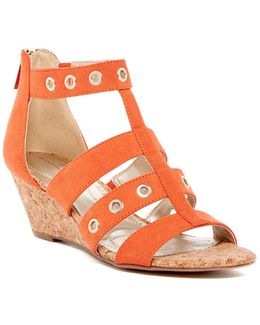 Olegga Wedge Sandal