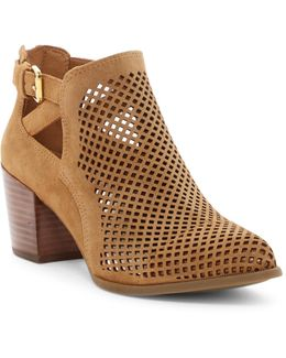 Gabs Perforated Ankle Boot